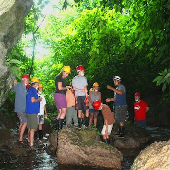 Llanos del Cortez Waterfall tour in Guanacaste