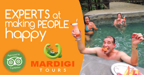 Mardigi Tours in Guanacaste in Costa Rica