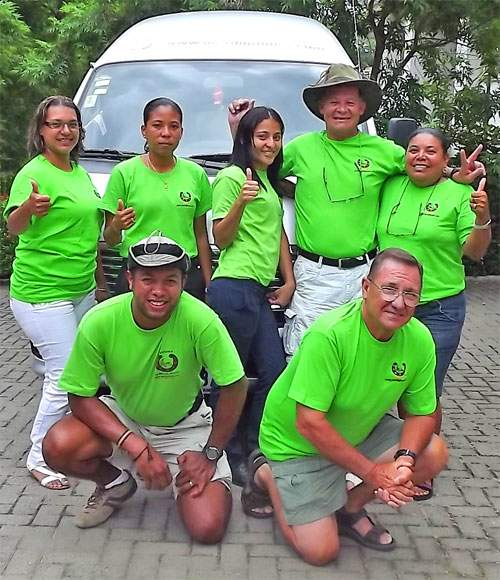 Mardigi Tours Guides Staff