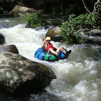 Canyon Adventure Tour in Guanacaste