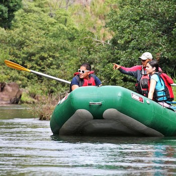 Floating Corobici River tour in Guanacaste