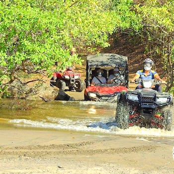 Half-a-day Full adventure at Congo Trail Tour in Guanacaste