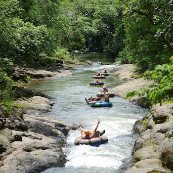 Hacienda Guachipelin full day of activities in Guanacaste