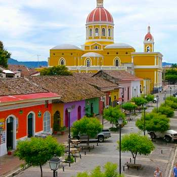 Tour from Guanacaste to the south of Nicaragua