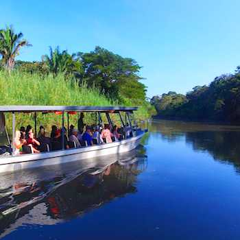 Boat Tour in Palo Verde National Park in Guanacaste