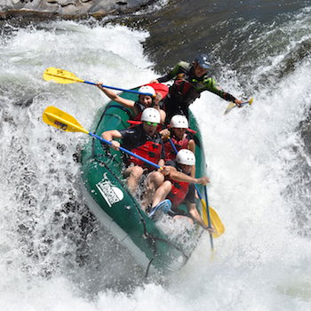 White River Rafting in Guanacaste Costa Rica